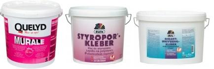 Клей для стен и потолочных покрытий