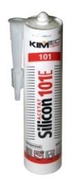 Герметик силиконовый KIM TEC 101Е (310 мл)