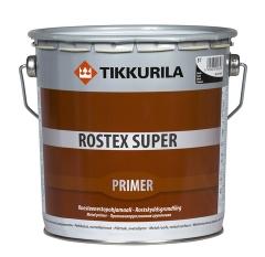 Tikkurila Rostex Super антикоррозионный грунт