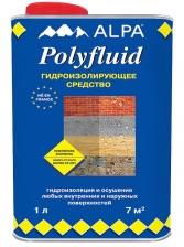 Alpa «Polyfluid» проникающая гидроизоляция