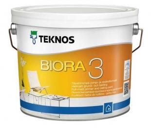 TECNOS «BIORA 3» Совершенно матовая краска