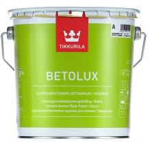 Tikkurila Betolux краска для полов