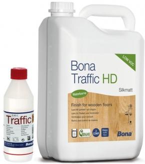 BONA TRAFFIC HD лак 2-Х компонентный (5л)
