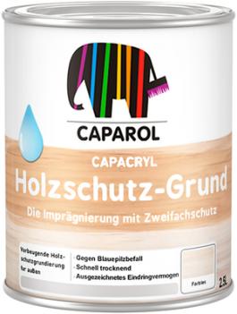 Capacryl Holzschutz-Grund грунтовка водоразбавляемая бесцветная