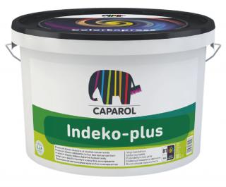 Caparol Indeko-plus премиальная краска  (10л;5л)