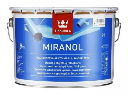 Tikkurila Miranol алкидная эмаль универсальная