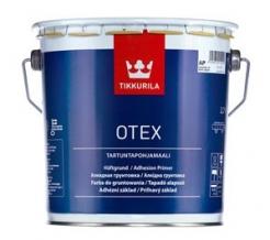 Tikkurila Otex адгезионная грунтовка (9л;2,7л;0,9л)