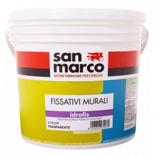 San Marco Idrofis акриловый грунт