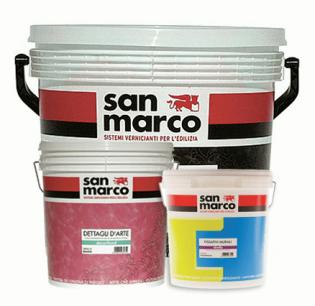 San Marco Сadoro муаровый шелк