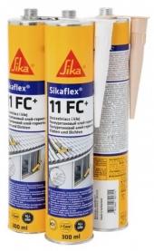 Sika SikaFlex 11 FC+ высокоэластичный полиуретановый клей герметик