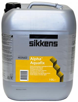 Sikkens Alpha Aquafix cтабилизирующий грунт (10л)