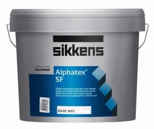 Sikkens Alphatex SF Матовая краска (10л, 5л, 1л)