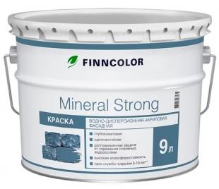 Mineral Strong фасадная краска / 9л