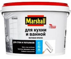 Marshall Exsport Краска для кухни и ванной (5л;2,5л)