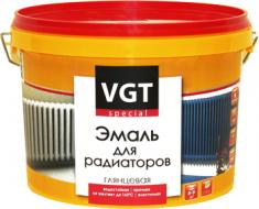 VGT Эмаль акриловая «ВД-АК-1179» для радиаторов ( 2,5кг;1кг )