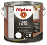 Alpina Fenster und Tür эмаль для окон и дверей