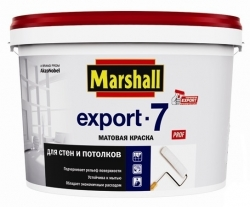 Export-7 моющаяся (10л;2,5л)
