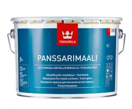 Tikkurila Panssarimaali  краска для металлических крыш
