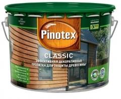 Pinotex Classic антисептик (9л; 2,7л; 1л)