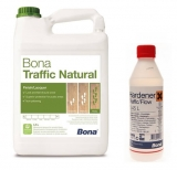 Bona Traffic Natural лак 2-х компонентный/ 5л