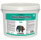 Caparol Akkordspachtel Finish шпатлевка финишная / 25 кг