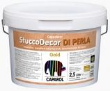 Caparol Capadecor StuccoDecor DI PERLA декор-покрытие с металлическим эффектом