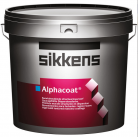 Sikkens Alphacoat фасадная фактурная штукатурка