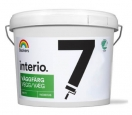Beckerplast 7/ Interio Vaggfarg 7 краска